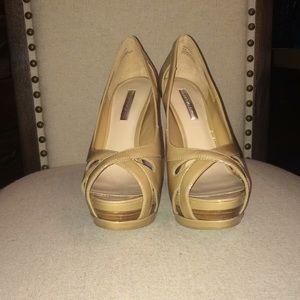 H by Halston high heels!!